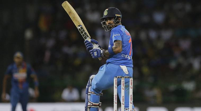 India defeated Sri Lanka by 6 wickets in the 4th T20I.