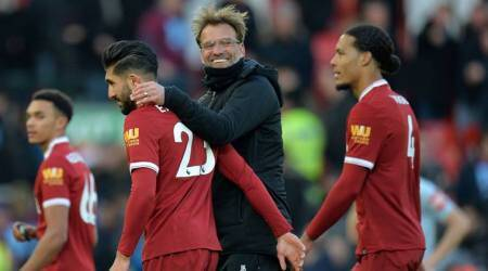 Liverpool have stepped up since Philippe Coutinho's exit, says JurgenKlopp