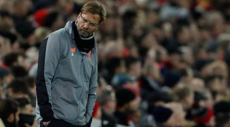 Liverpool had enough chances to win but it is not enough when you concede, says Jurgen Klopp after Manchester United loss