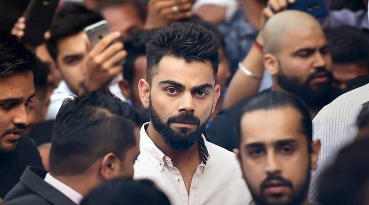 As much as energy I show on the field but when I get time at home, I can be a total vegetable, says Virat Kohli