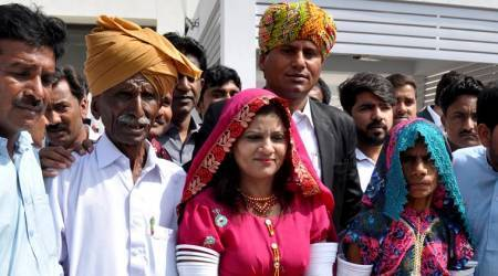 First-ever Hindu Dalit woman Senator sworn in Pakistan