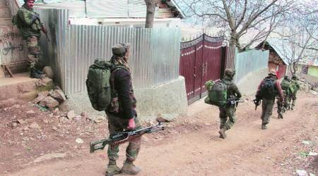 Jammu-Kashmir: Two Hizbul militants killed in encounter with security forces in Kupwara