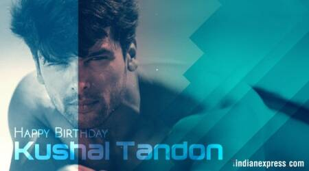 Birthday boy Kushal Tandon's life is no less than a blockbuster movie