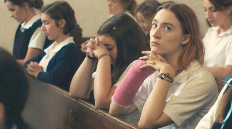 Movie review of Greta Gerwig's Lady Bird