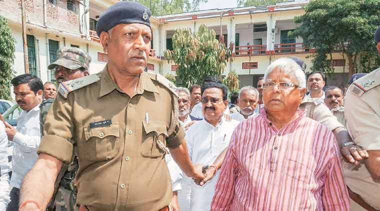 Lalu Yadav shifted to hospital, Tej rushes to Ranchi