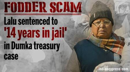 Fodder scam: Lalu Prasad Yadav gets 14-year jail term in Dumka treasury case