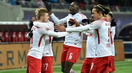 Bayern Munich suffer rare defeat as Leipzig get first win over Bundesliga champions
