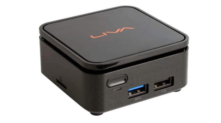 Liva Q, smallest PC, worlds smallest PC, Liva Q price in India, Liva Q features, Liva Q specifications, Liva Q price, smallest PC India