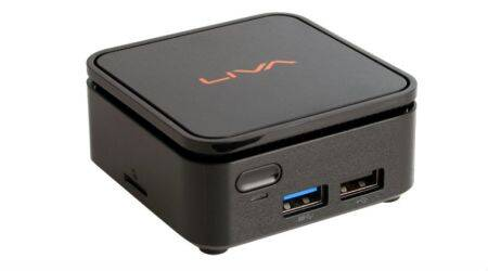 Liva Q, smallest PC, worlds smallest PC, Liva Q price in India, Liva Q features, Liva Q specifications, Liva Q price, smallest PC India