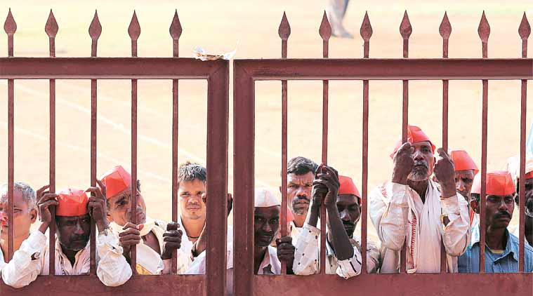 maharashtra farmers protest, maharashtra farmers strike, swaminathan commission, farmers protests, madhya pradesh, mp farmers protests, farmers protests, farmers suicides, food security