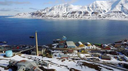 Norway, Norwegian island, Norwegian island Longyearbyen, Longyearbyen island, Longyearbyen in Norway, deadly island Longyearbyen, Indian express, Norway tourism