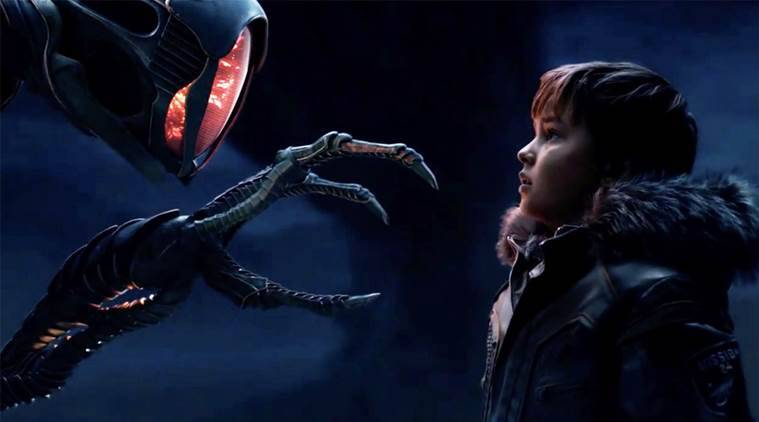 Watch the Action-Packed Trailer for Netflix's 'Lost in Space' Reboot