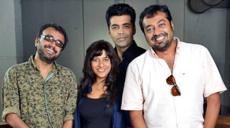 Karan Johar, Anurag Kashyap, Zoya Akhtar and Dibakar Banerjee join hands for Netflix film Lust Stories