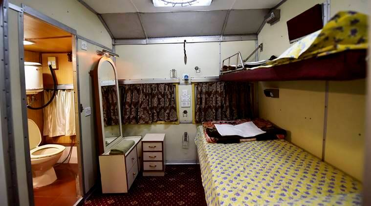 Irctc Opens Railway Luxury Coaches To Public Here Is All You Need To Know  India -9793