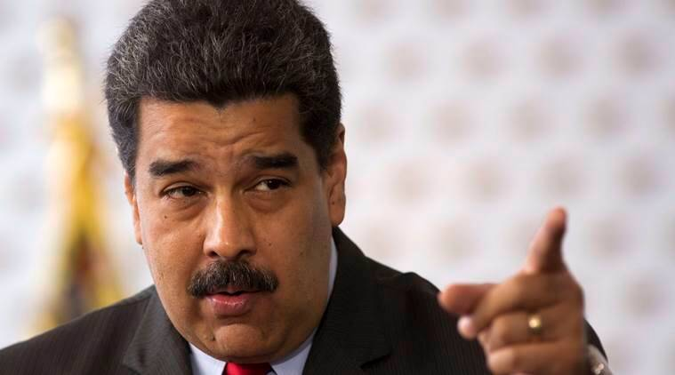 Venezuela's Nicolas Maduro ready to talk with opposition