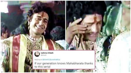 VIDEO: Mahabharata cast's teary goodbye after the last episode brings back '90smemories