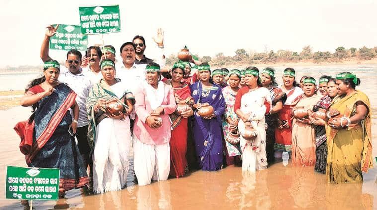 Mahanadi water wars explained