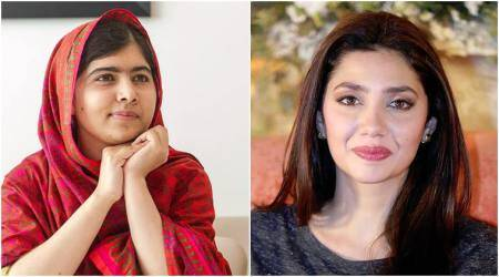 Mahira welcomes 'baby girl' Malala in Pakistan