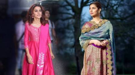 Mahira Khan or Taapsee Pannu: Who worked the vibrant hues better?
