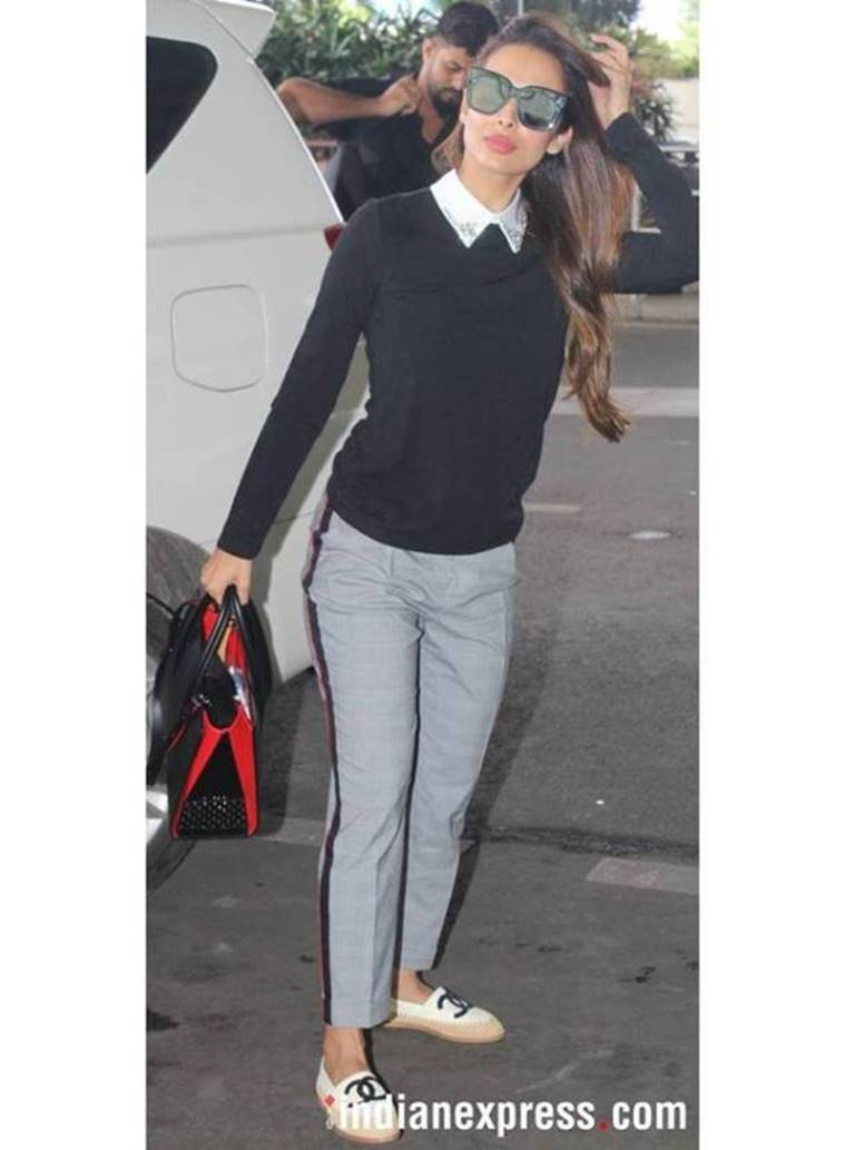 comfort fashion, athleisure wear, malaika arora