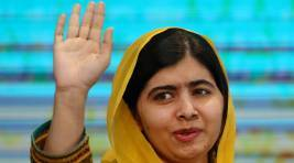 Six years after being shot by the Taliban, Malala Yousafzai returns to Pakistan