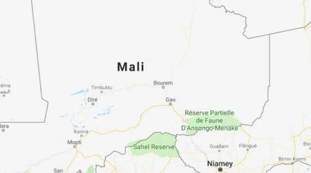 Four UN peacekeepers killed in centralMali