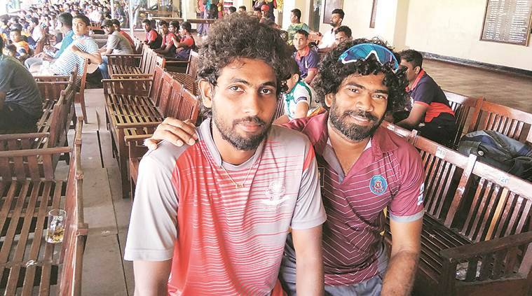 Nuwan Thushara, Nuwan Thushara Sri Lanka, Sri Lanka Nuwan Thushara, Lasith Malinga, Sri Lanka cricket, sports news, cricket, Indian Express
