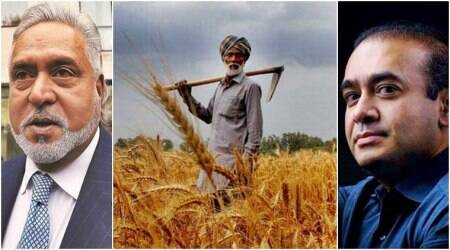 How Mallya & Modi could teach debt-ridden Vidarbha farmers to stay cool