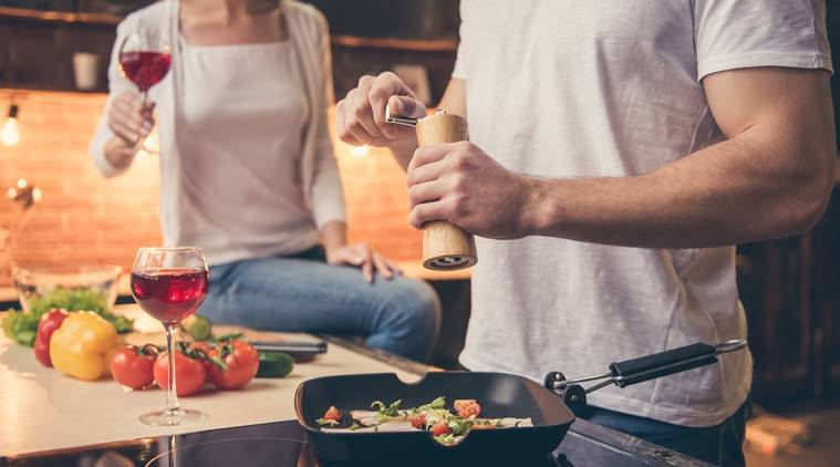 facebook post viral, women cooking, gender inequality