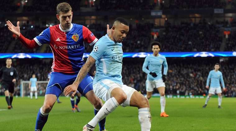 Manchester City advances to Champions League quarterfinals despite Basel loss