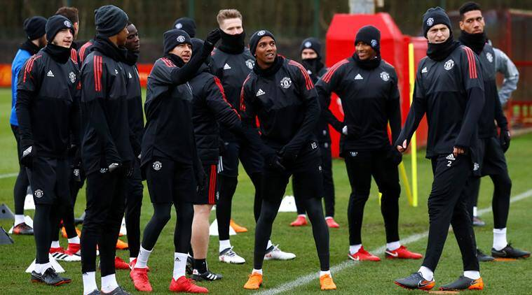 Man Utd's Marcus Rashford praises Jose Mourinho's training