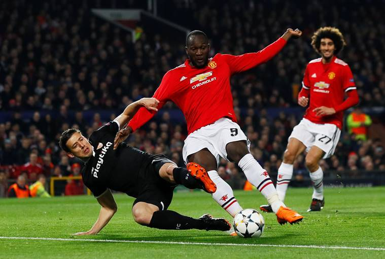 Romelu Lukaku Scored One Goal For United But It Wasnt Enough Source Reuters