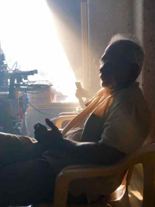 Simbu, Arvind Swamy, Sarath start shooting for Mani Ratnam's Chekka Chivantha Vaanam