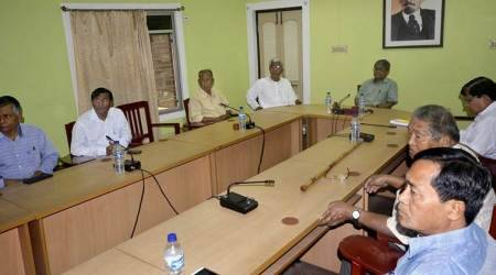 BJP, CMP blame eachother for violence in Tripura