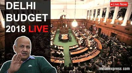 Delhi Budget 2018 LIVE Updates: AAP government allocates nearly Rs 14,000 crore for education sector