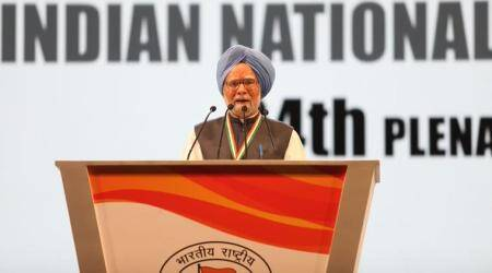 Caution PM Modi on his 'threatening' language: Manmohan Singh writes to President