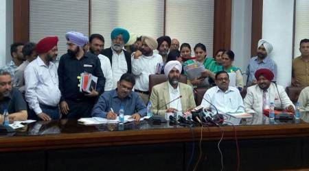 Punjab Budget 2018 Highlights: Agriculture, health get major chunk; Rs 4250 for debtwaiver