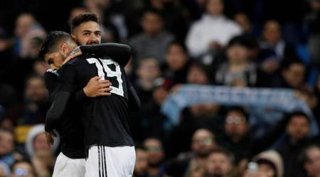 Late Ever Banega and Manuel Lanzini strikes help Argentina win without Lionel Messi