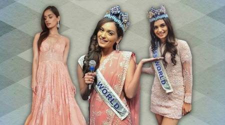 Manushi Chhillar can't stop crushing over this pastel colour and neither can we