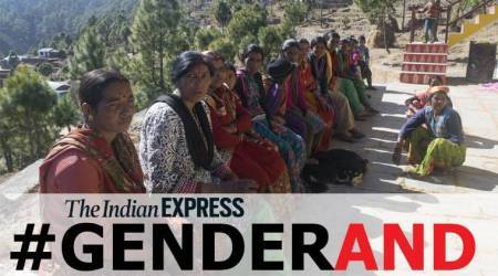Uttarakhand Floods, Widows, Indian widows, Uttarakhand Flood victims, Indian Express Gender series, GenderAnd, Gender And series, Indian Express gender series