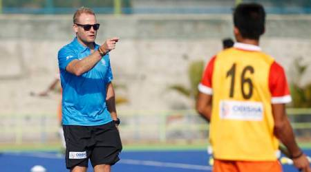 Indian men's hockey coach: The door that keeps swinging