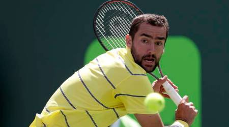 Marin Cilic eases past Sam Querrey to reach Queen's Clubsemis