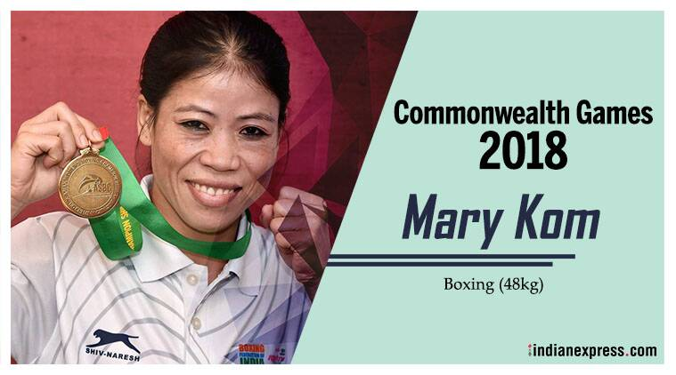 Mary Kom won bronze at the London Olympics in 2012.