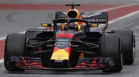 Max Verstappen, Max Verstappen Red Bull, Red Bull Max Verstappen, Renault, McLaren, Formula One, F1, sports news, Indian Express