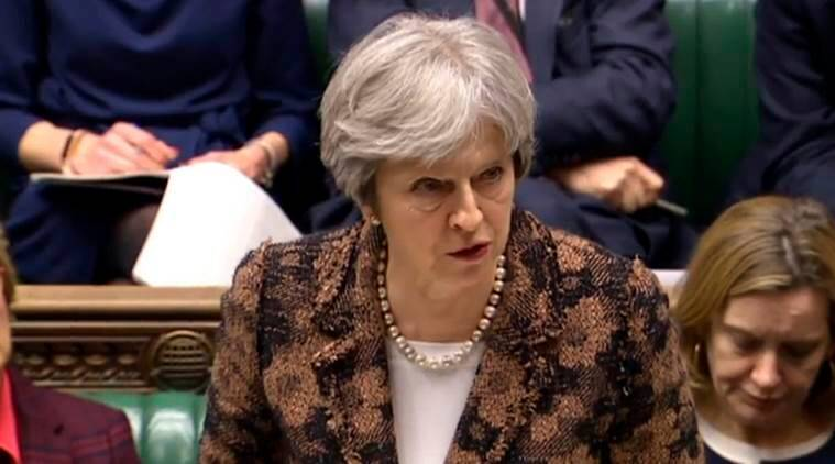 UK parliament must have power to stop 'No Deal' Brexit
