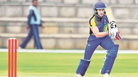 Karnataka hold upper hand against India B in Deodhar Trophy final