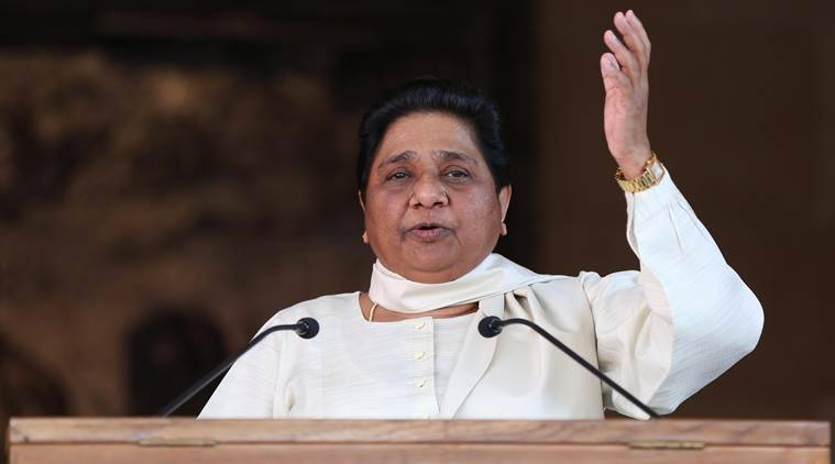 """Mayawati said on Saturday that the Rajya Sabha elections Friday where her candidate had lost would make no difference to the """"alliance""""."""