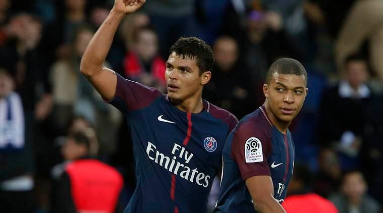 PSG crush Metz 5-0 to maintain 14-point lead in French league