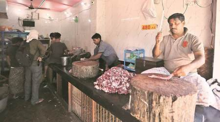'No other products at shops selling raw meat':SDMC