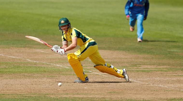 Australia women's squad beat India A by seven wickets